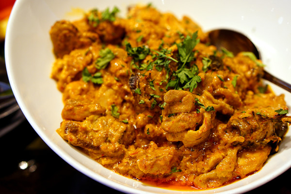 Indonesian Food Festival Novotel Singapore Clarke Quay - Central Java Chicken Simmered in Spicy Coconut Sauce