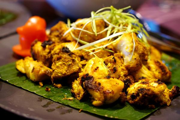 Indonesian Food Festival Novotel Singapore Clarke Quay - Jimbaran Fish