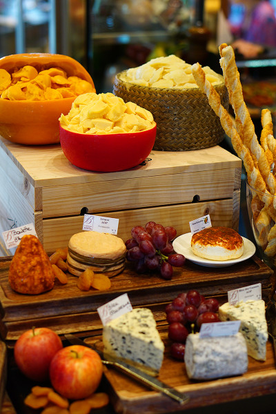 Kwee Zeen Magnifique Sunday Champagne Brunch - Sofitel Singapore Sentosa Resort & Spa - Cheese