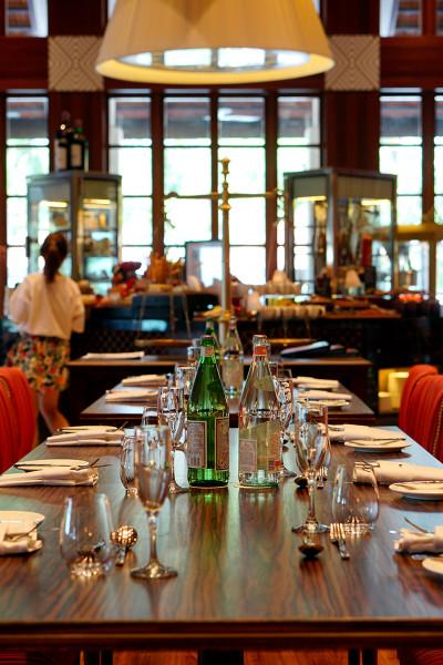 Kwee Zeen Magnifique Sunday Champagne Brunch - Sofitel Singapore Sentosa Resort & Spa - Decor
