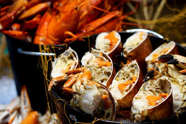 Kwee Zeen Magnifique Sunday Champagne Brunch - Sofitel Singapore Sentosa Resort & Spa - More Crabs