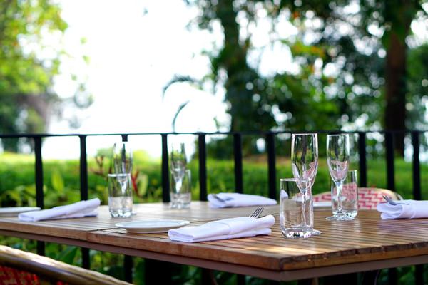 Kwee Zeen Magnifique Sunday Champagne Brunch - Sofitel Singapore Sentosa Resort & Spa - Outdoor Seating