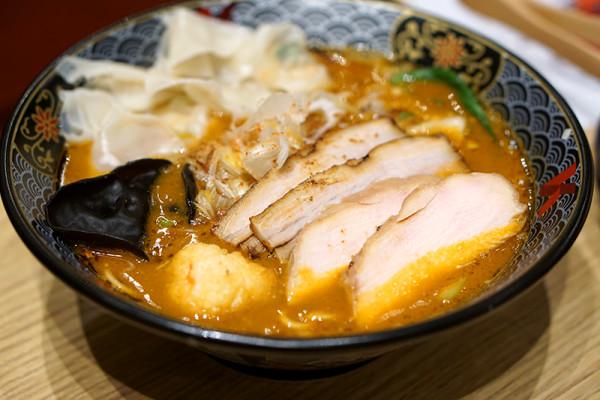 Ramen Keisuke Lobster King by Keisuke Takeda - Rich Soup Lobster Broth Ramen
