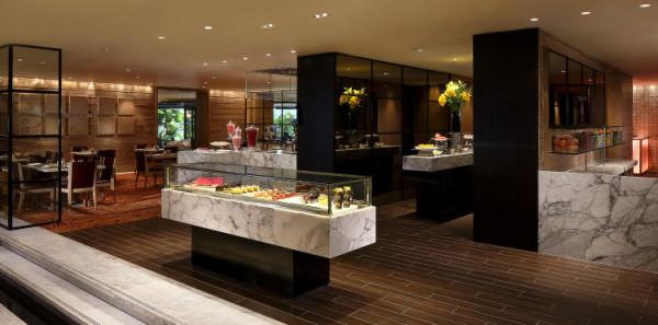 Melt Cafe Mandarin Oriental Singapore - Interior