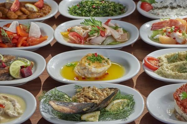 Mezze Turkish Promotion by Guest Chef Metin Isci from Mandarin Oriental, Bodrum - Melt Cafe Mandarin Oriental Singapore