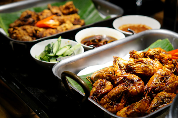 10 at Claymore, Pan Pacific Orchard - Pearl of Orient Penang Fiesta - Spread