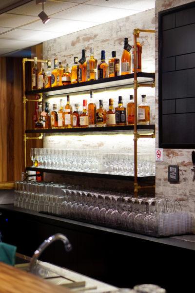 Burger Joint Singapore - Bar Area