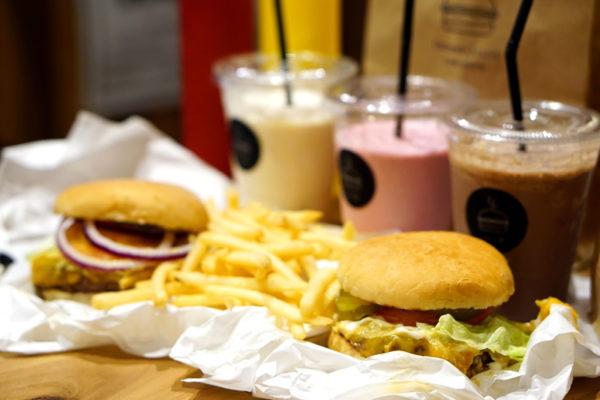 Burger Joint Singapore - Burgers, Fries and Milkshakes