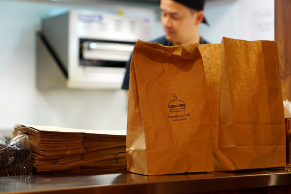 Burger Joint Singapore - Takeout Bags