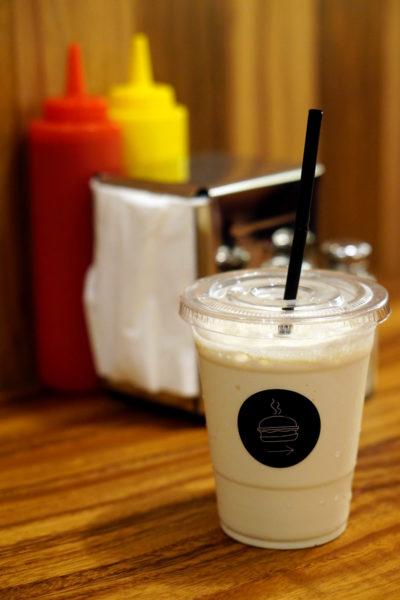 Burger Joint Singapore - Vanilla Milkshake
