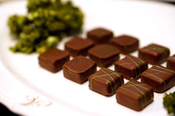 Antoinette Matcha Fetish - Chocolates