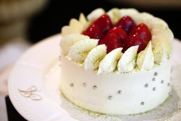 Antoinette Matcha Fetish - Matcha Strawberry Shortcake