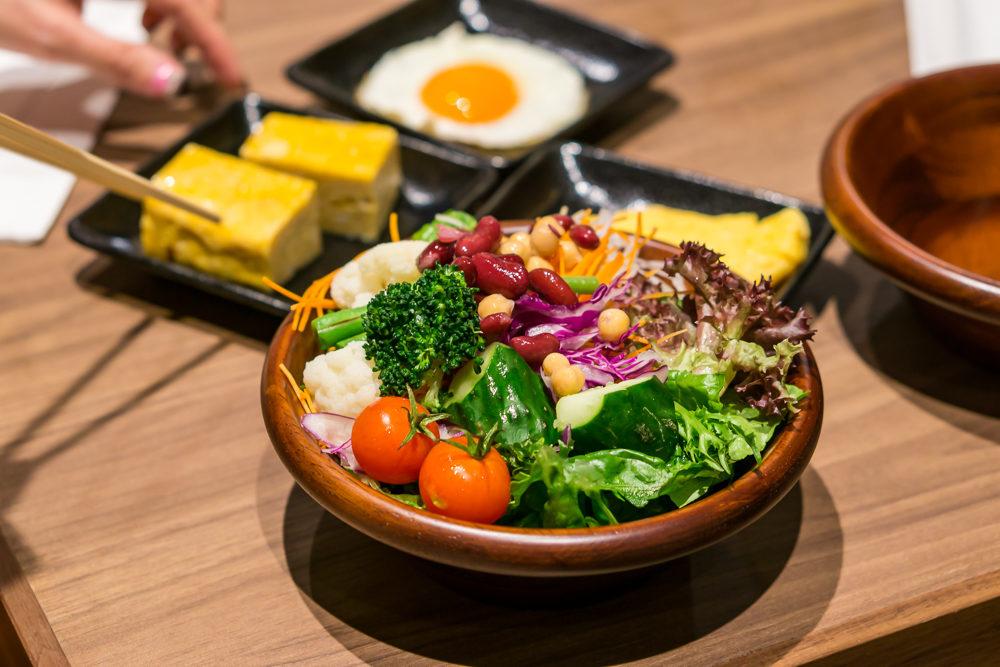 Teppanyaki Hamburg Nihonbashi Keisuke Bettei by Ramen Keisuke Group - Salad