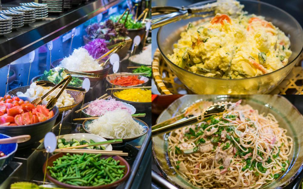 Teppanyaki Hamburg Nihonbashi Keisuke Bettei by Ramen Keisuke Group - Salad Bar Buffet 2