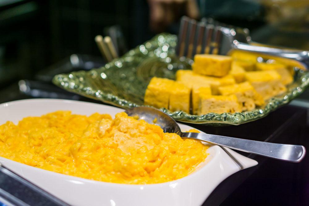 Teppanyaki Hamburg Nihonbashi Keisuke Bettei by Ramen Keisuke Group - Scrambled Eggs andd Tamagoyaki