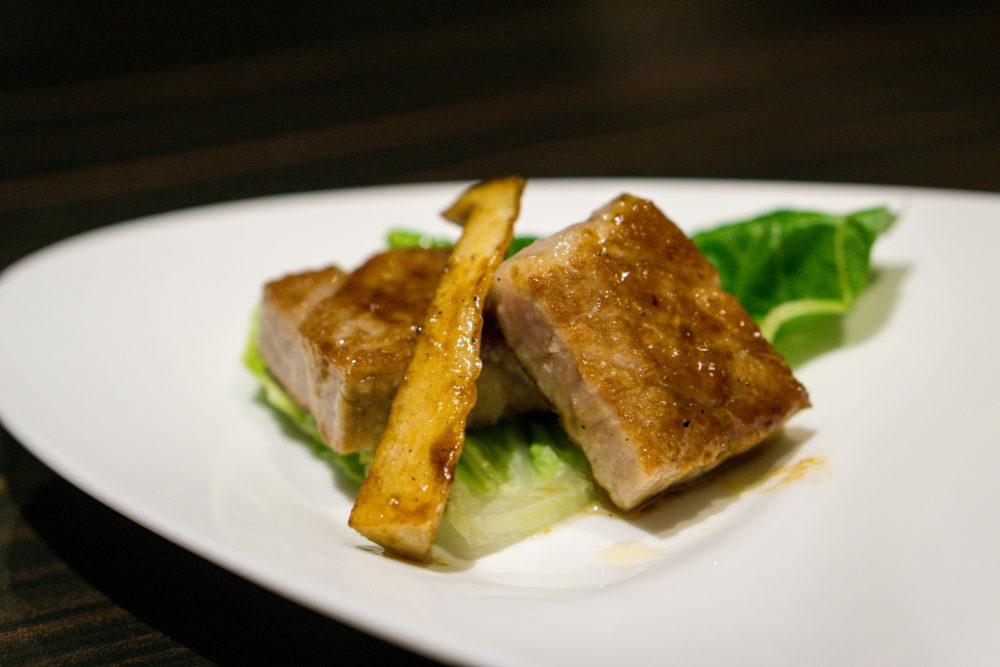 Goodwood Park Hotel Shima - Maguro Festival Ala Carte Menu - Maguro Steak