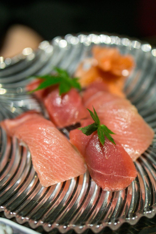 Goodwood Park Hotel Shima - Maguro Festival Ala Carte Menu - Sushi