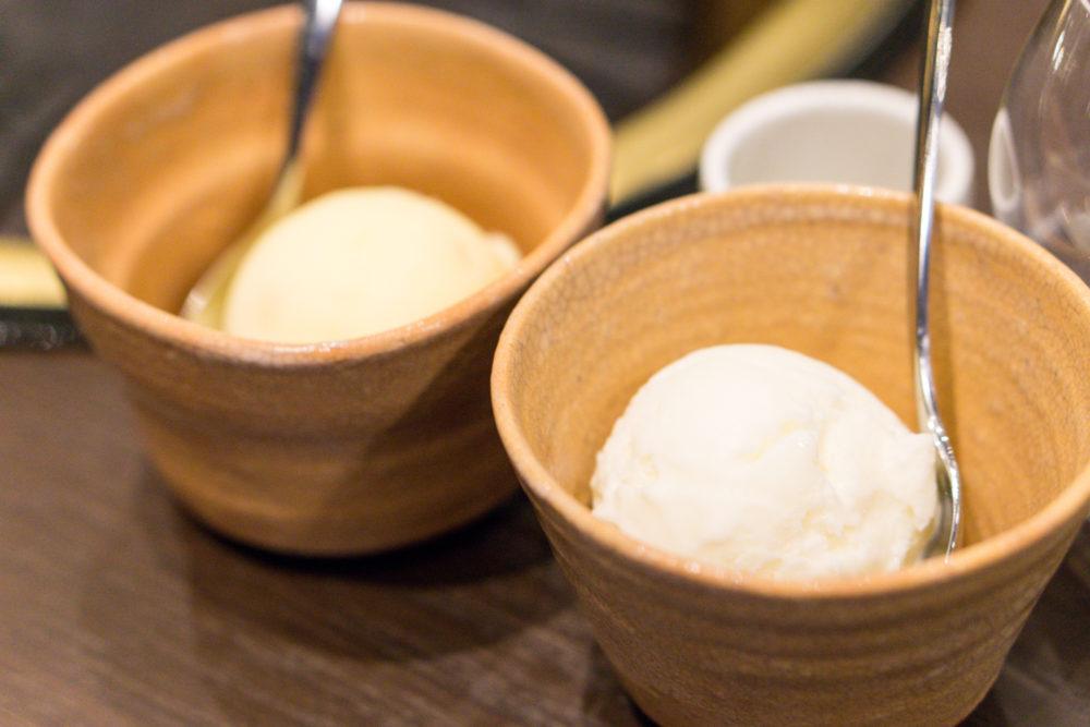 The Gyu Bar - Salt Ice Cream