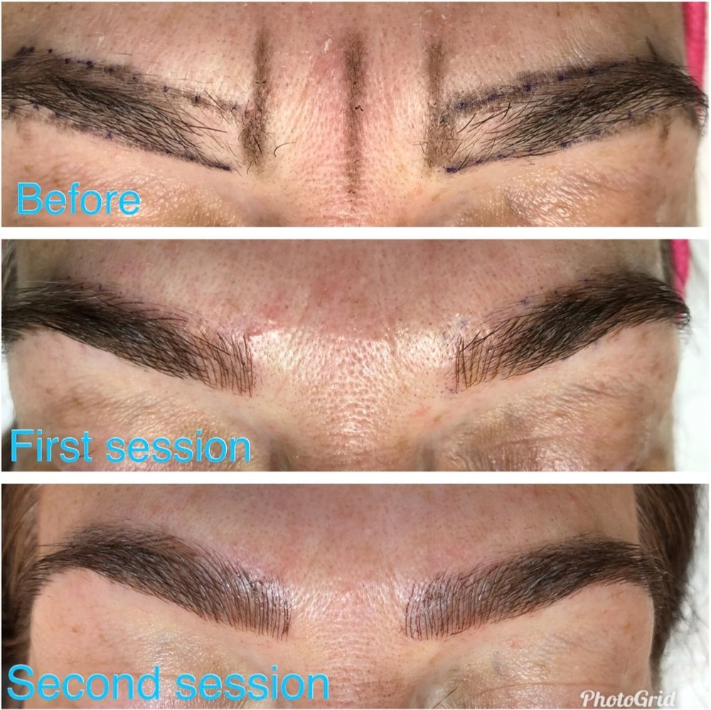 Microblading Semi-Permanent Cosmetic Tattooing