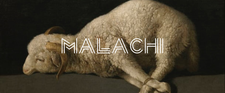 The prophetic book of Malachi warns God's people about the danger of dead religion