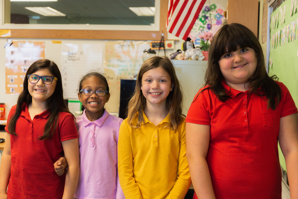 Elementary - Junior Kindergarten - 5th Grade