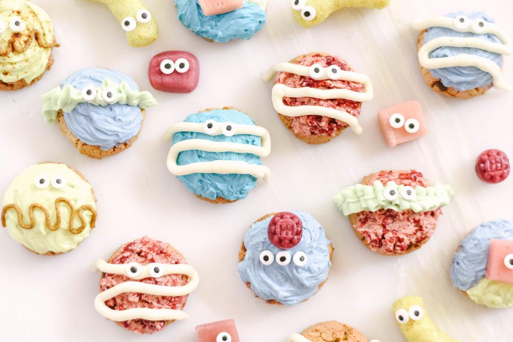 gluten free and vegan allergy friendly cookies