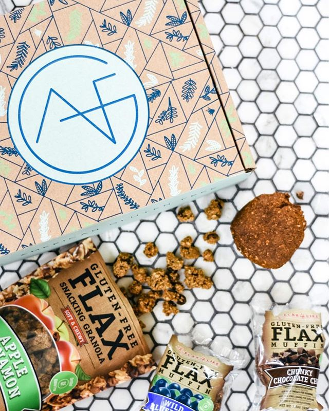 #giveaway • We have a delicious box of treats for you from @flax4life • A chance to stock up on some gluten free + dairy free goodness. • To enter, just like this post, follow @flax4life + @americanglutenfree And, you can tag friends for extra entries, one tag per comment, please. Every tag is an extra entry. For a bonus entry, share this photo (or one of this #giveaway from our story) to your story. For an extra entry, comment why you eat dairy free and/or gluten free. • Not endorsed by Instagram. Closes 1/8/19 at 7pm MST. • • • • • #glutenfreedessert #glutenfreedairyfree #kidsgifts #abmlifeissweet #denverblogger #foodallergymom #ecofriendlygifts #flashesofdelight #ecofriendlyproducts #newyearnewme #plantbasedkids #kidfriendly #glutenfreegiveaway #motherhoodinspired #motherhoodunited #glutenfreedairyfree #win #granola #motherhoodthroughinstagram #nutfree #peanutfree #celiacdisease #whatceliacseat