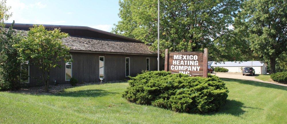 mexico heating company exterior