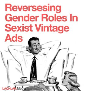 By Photo Congress || This Artist Created Sexist Vintage Ads