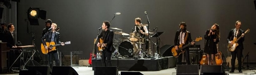 Echo in the canyon band w/beck and Jakob dylan -