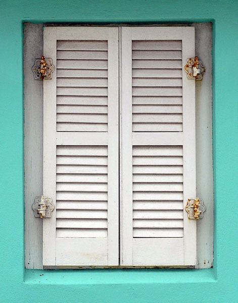 CARIBBEAN WINDOW 3