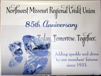 Northwest Missouri Regional Credit Union 85th anniversary