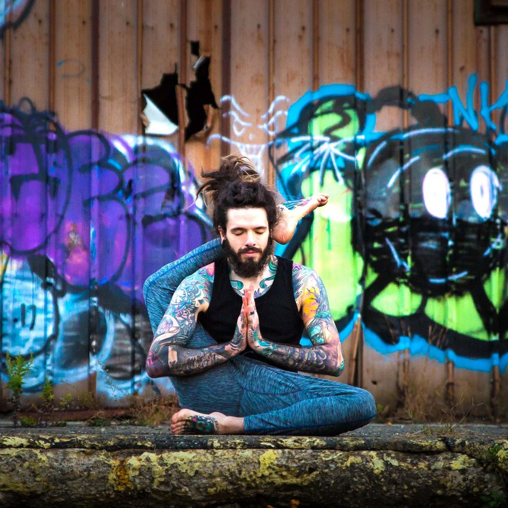 Nick Vishanka - 500hr Yoga TeacherDharma