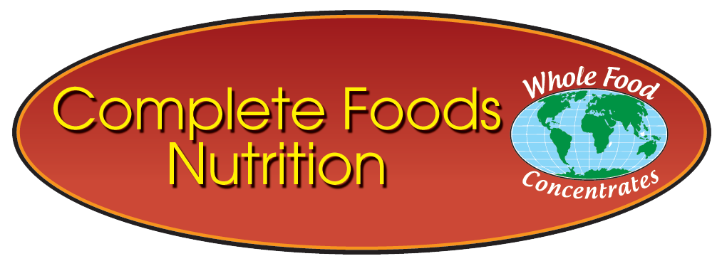 Complete Foods Nutrition