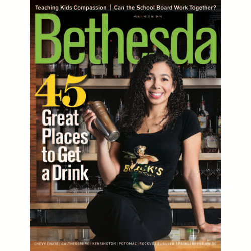 Bethesda Magazine, 2016