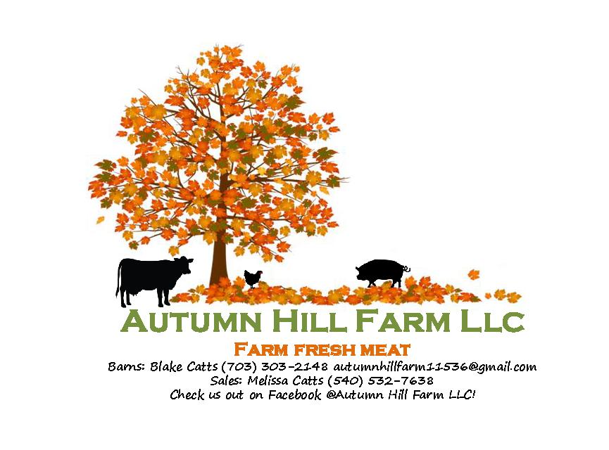 Autumn Hill Farm Pork