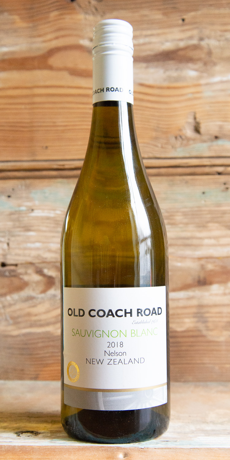 Old Coach Sauvignon Blanc 2017 - Origin: New ZealandRetail: $16.95 | Sale: $15.25This New Zealand Sauvignon Blanc is zippy and alive with dried seasonal hops and tropical characteristics. The palate is fresh and clean, showing crisp mineral acidity and dried herb notes. Bright and bursting with passionfruit, tropical peach, and guava all wrapped together with a twist of citrusy freshness, leaving a lasting impression.100% Sauvignon Blanc