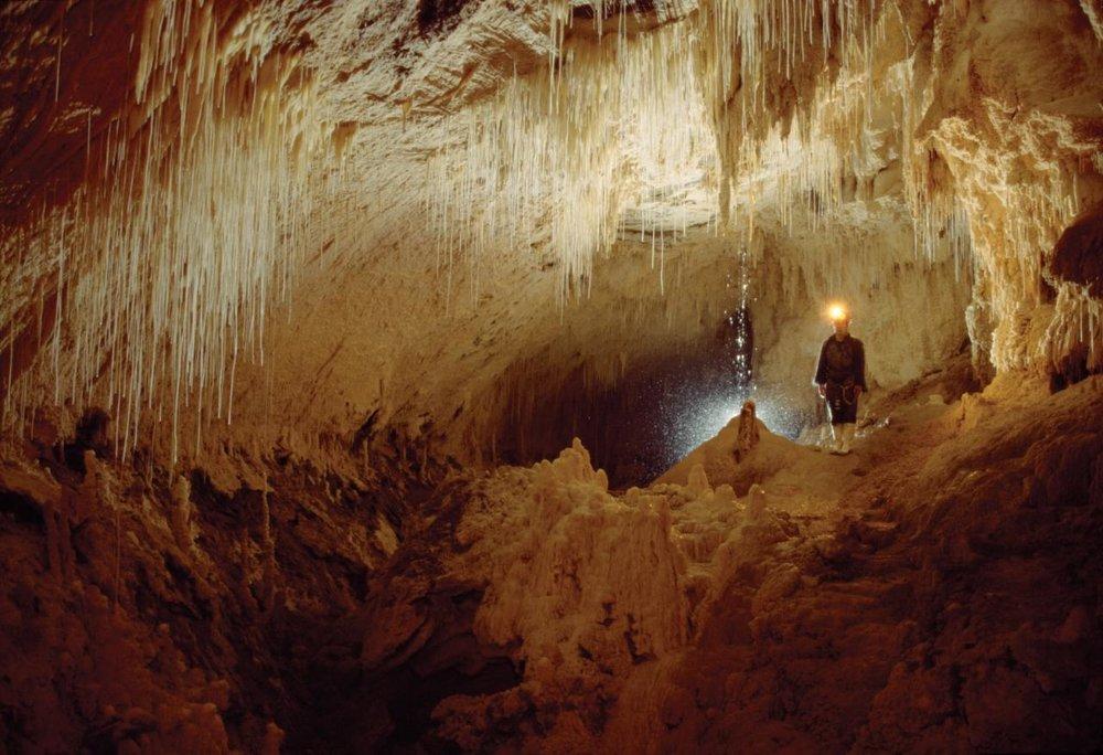 Aranui Cave, Waitomo