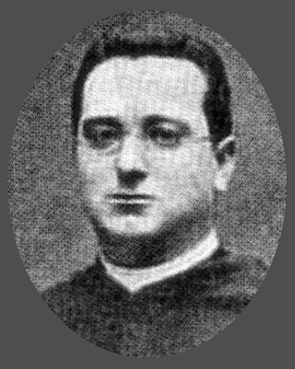 Rev. Giovanni Cerruti, O.S.A. - 1912-1914