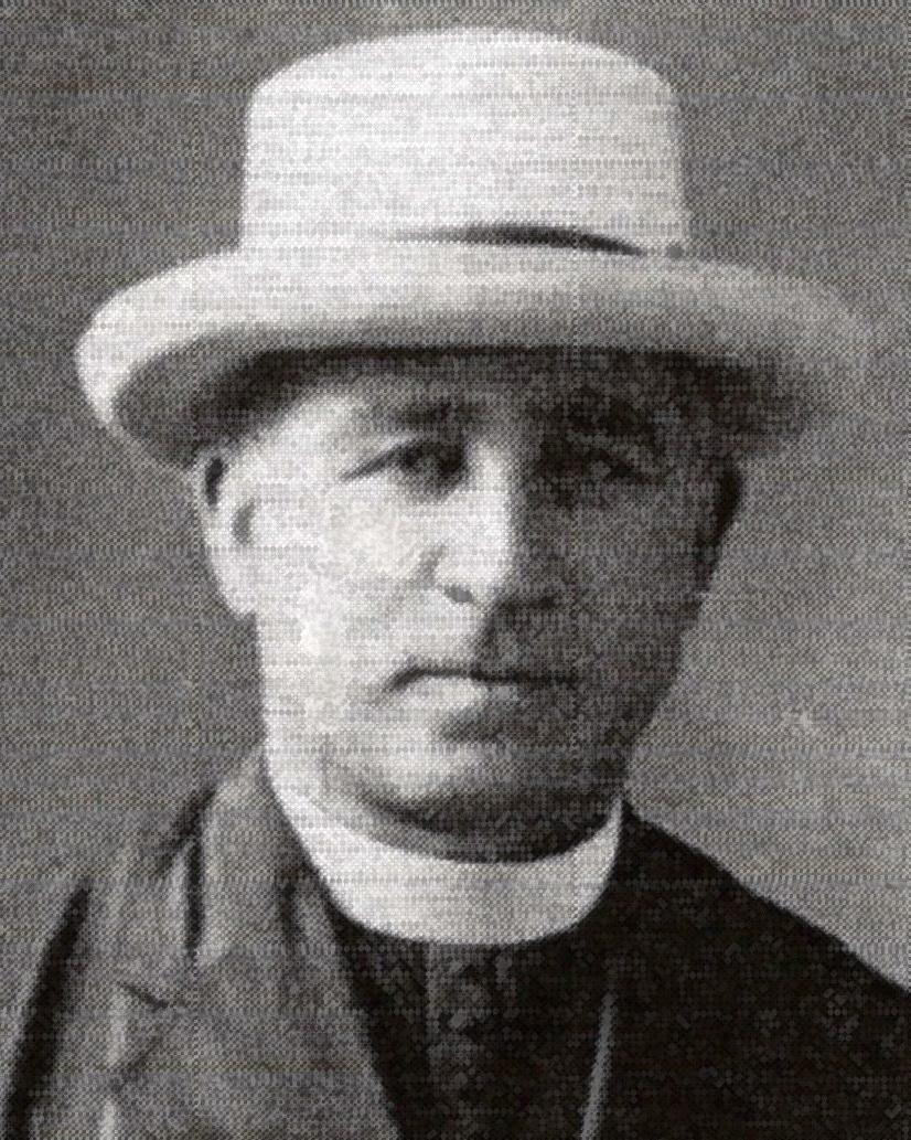 Rev. Alfonso Baldasarre, O.S.A. - 1914-1926