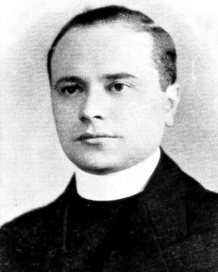 Rev. Claudio Fabrizi, O.S.A. - 1933-1955