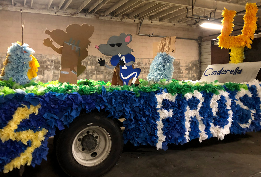 Freshman Float