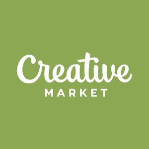 Creative Market * is our favorite resource for finding stock photos, fonts and typography, vector brushes, graphics, patterns, and templates. They have a wide variety of options for all levels of creatives, from newbie DIYers to expert designers and photographers.