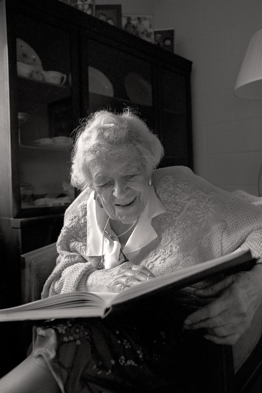 Frieda at 100
