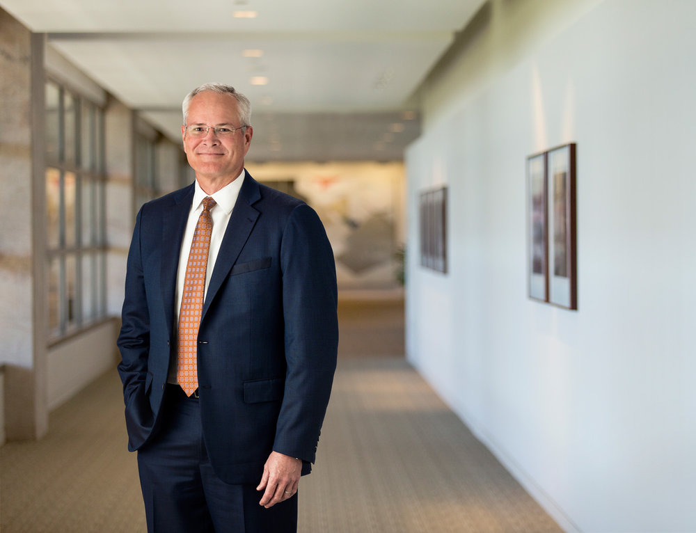 Darren Woods - CEO ExxonMobil