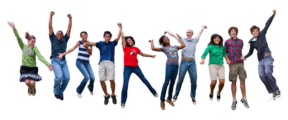 Students, Carnegie Vanguard HS