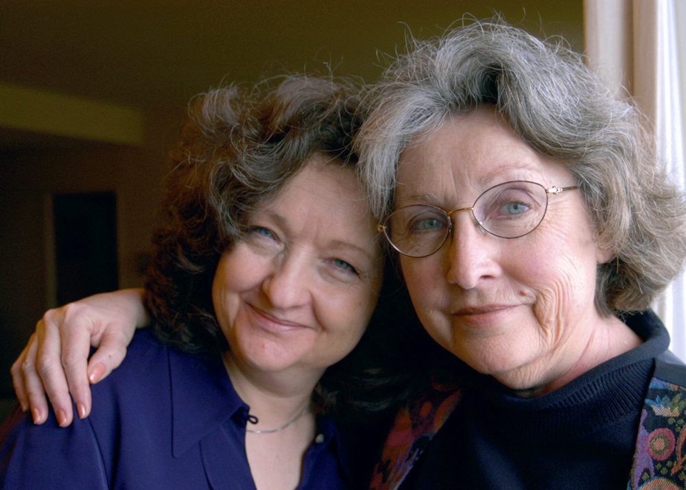 Sisters, Judith and Lois