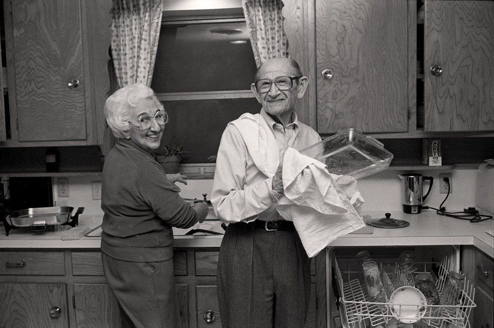 Gertrude and Ben