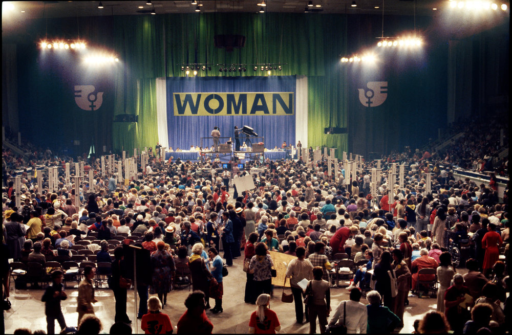 IWY Conference 1977 Houston