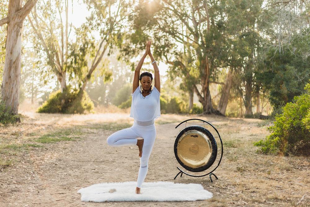 Kundalini yoga and gong bath in Santa Barbara